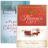 Amish Christmas Collection, 2 Volumes