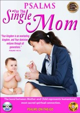 Psalms for the Single Mom: DVD & CD