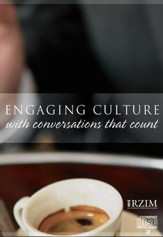 Engaging Culture With Conversations That Count, 3 CDs
