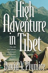 High Adventure in Tibet