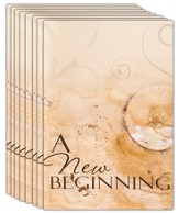 A New Beginning (Coffee) - pamphlet - pack of 10