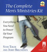 The Complete Men's Ministries Kit: Everything You Need to Power Up Your Program