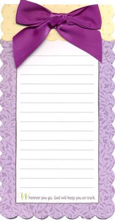 Simple Joys Collection: Magnetic List Pad