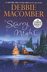 Starry Night: A Christmas Novel large print