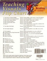BJU Press Reading 3 Teaching Visuals Flip Chart