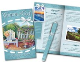 Woman of God Devotion Book and Pen Gift Set