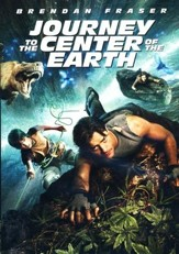 Journey to the Center of the Earth, DVD