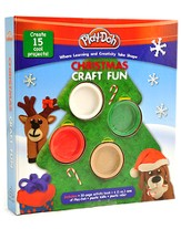 Christmas Play-Doh Craft Fun