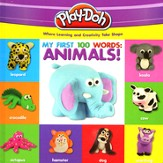 Play-Doh My First 100 Words: Animals!