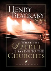 What the Spirit Is Saying to the Churches - eBook