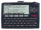 Franklin Electronic Merriam-Webster Advanced Dictionary & Thesaurus
