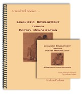 Linguistic Development Through Poetry Memorization (Book and Audio CD)