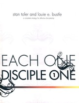 Each One Disciple One: A Complete Strategy for Effective Discipleship