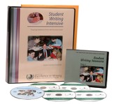 The Student Writing Intensive Level A (4 DVDs & Student Materials)