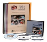 The Student Writing Intensive Level B (4 DVDs & Student Materials)