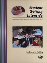 The Student Writing Intensive Level B Student Materials