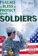 Psalms to Bless and Protect our Soldiers