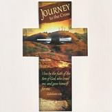 Journey to the Cross Bookmark and Nail