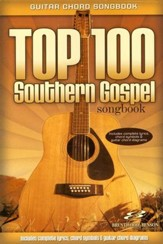Top 100 Southern Gospel Guitar Chord Songbook