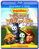 The Wonderful Wizard of Ha's, Blu-ray/DVD
