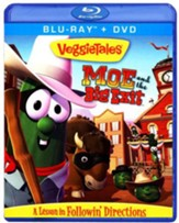 Moe and the Big Exit, Blu-ray/DVD