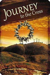 Journey to the Cross, Crown of Thorns Lapel Pin on Card