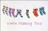 Missing You Postcards (Hosea 6:1) 25
