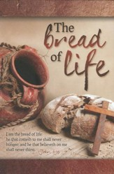 I Am the Bread of Life (John 6:35) Bulletins, 100
