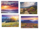 Peaceful Meadows, Box of 12 Assorted Get Well Cards