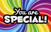 You are Special Postcards (1 Thessalonians 1:2) 25