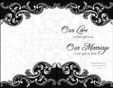 Our Love, Our Marriage (James 1:17) Bulletins, 100