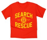 On Patrol Shirt, Red, Toddler 3