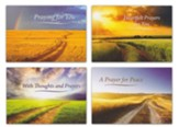 Still Praying, Box of 12 Assorted Praying for You Cards