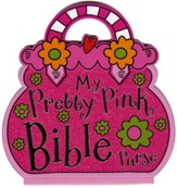 My Pretty Pink Bible Purse