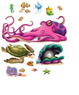 Undersea Creature Accessories