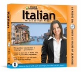 Instant Immersion Italian, Audio Deluxe
