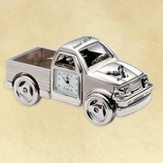 Pickup Truck Desk Clock, Isaiah 40:31