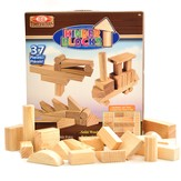37 Pc Kinderblock Set