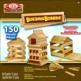 Building Boards 150 Pc Set