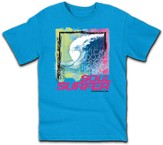 Soul Surfer Shirt, Turquoise, Medium