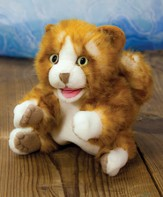 Rusty the Cat Standard Puppet