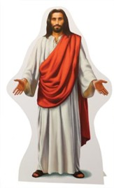 Jesus Stand-Up - 5' Tall