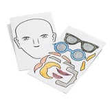 Magnetic Disguise Craft, pack of 10