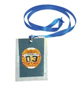 ID Badge Craft, pack of 10