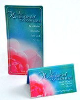 Whisper's of God's Love Bible Reference & Highlighter Sticky Tabs