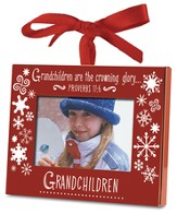 Grandchildren Photo Ornament