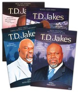 T D Jakes DVD Set