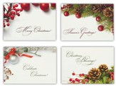 Celebrate Christmas, Box of 12 Assorted Christmas Cards (KJV)