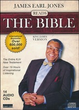 James Earl Jones Reads the Bible (KJV)