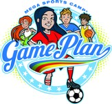 MEGA Sports Camp Game Plan Iron-Ons